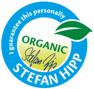 The Hipp family guarantee: we exceed EU organic standards.